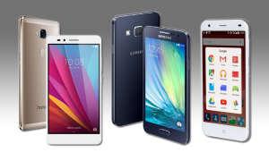 Smartphones bis 300 Euro