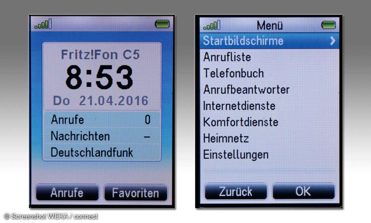 AVM Fritzfon C5