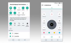 Screenshots: LG G5