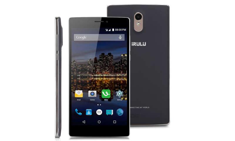 Irulu V3 65 Zoll Dual Sim Smartphone Bei Amazon Connect