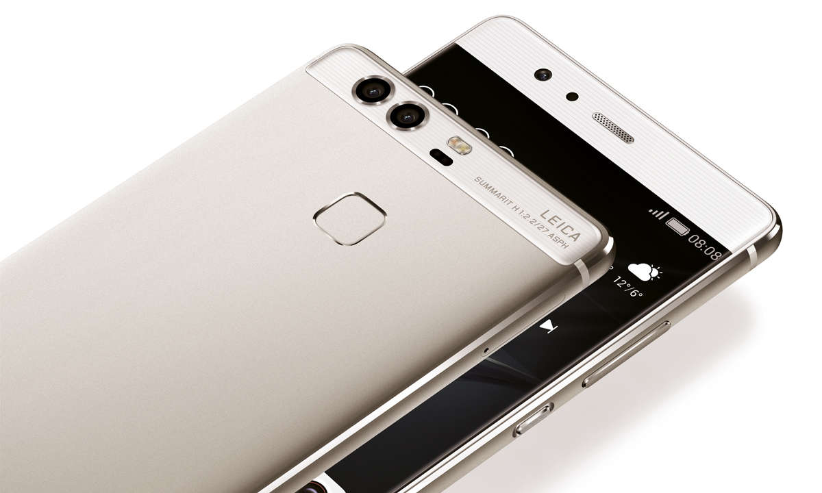 Huawei P9 Kamera