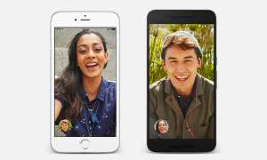 Google Duo App Screenshot