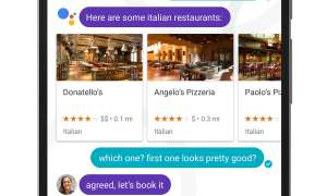 Allo Google Assistant Chatbot