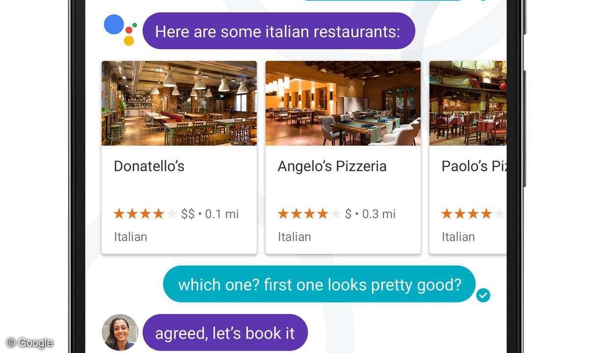 Allo Google Assistant Chatbot