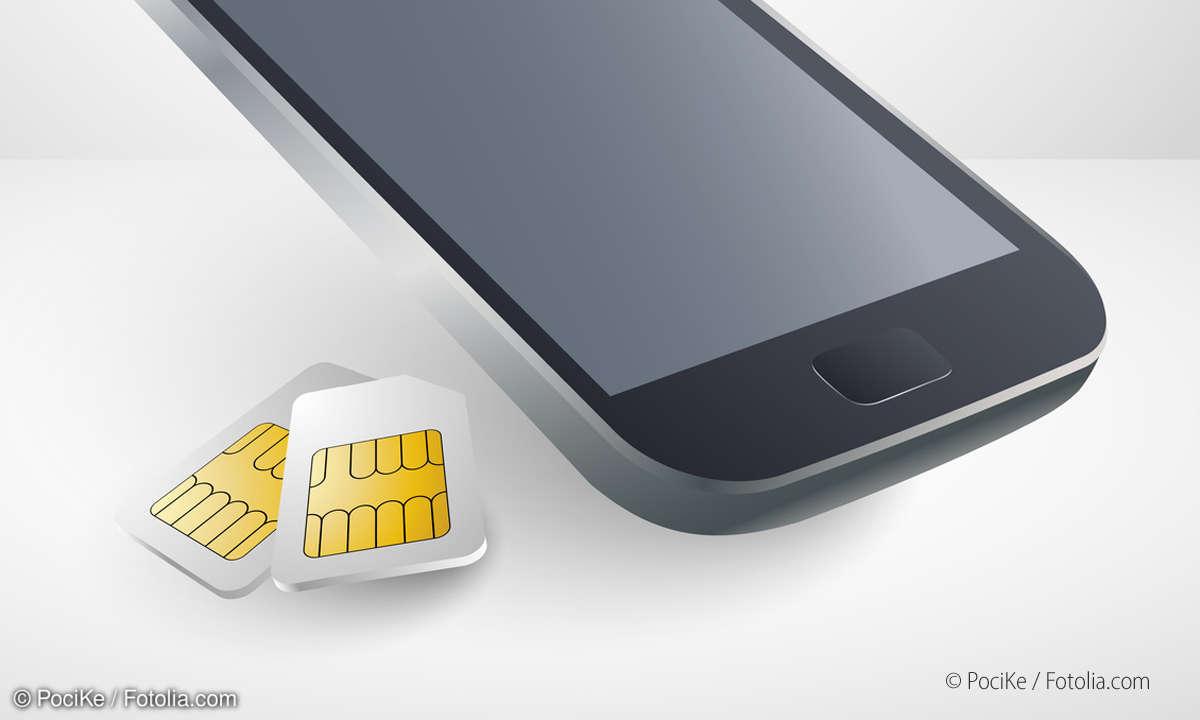 Dual-SIM-Smartphone