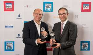 Leserwahl 5GC Abendveranstaltung Preisverleihung Auszeichnung