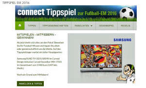 Connect Tippspiel