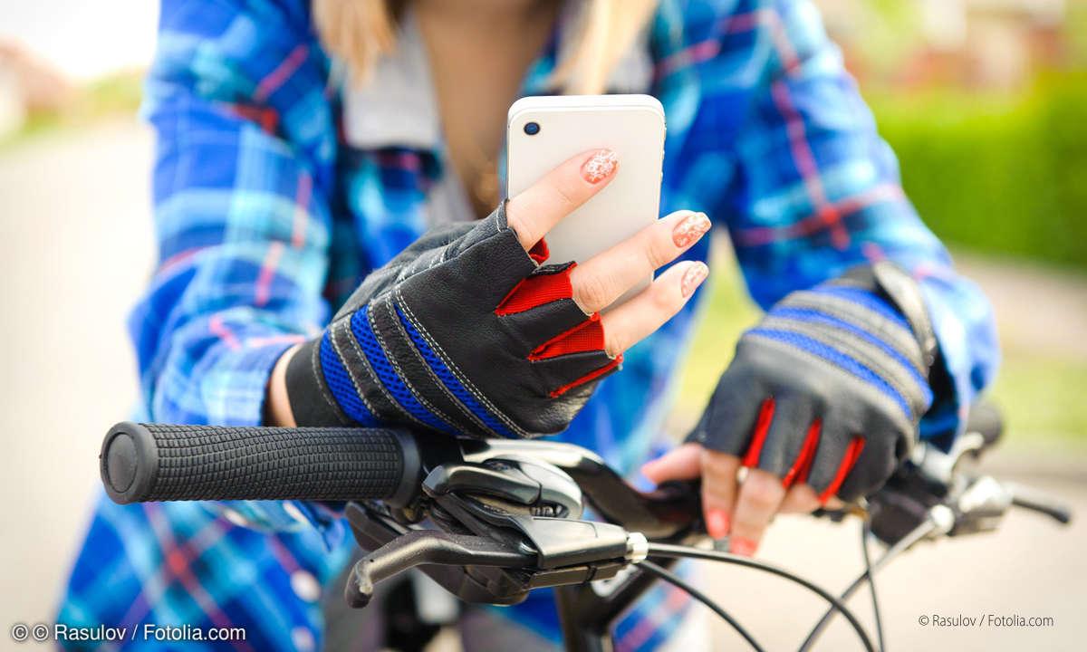 Navi-Apps fürs Fahrrad