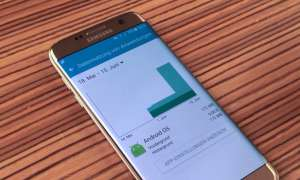 Samsung Galaxy S7 Edge Datenverbrauch checken anzeigen Android Marshmallow Tipp