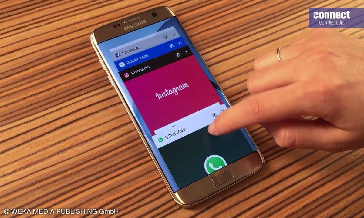 Anwendungen schließen Android Video Tipp Anleitung