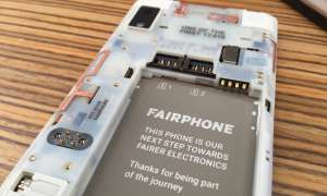 Dual-SIM Fairphone2 Akku fair Smartphone