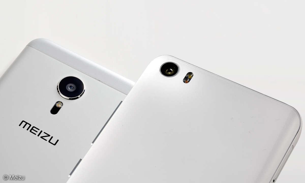 Meizu Pro 5 Kamera