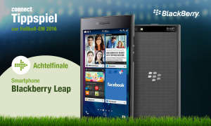 Das Blackberry Leap