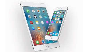 Apple iPhone und Apple iPad