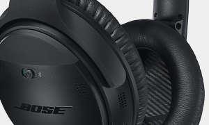 Bose QC35 in schwarz