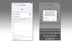 Tipp 4:  Einkaufen mit Touch ID