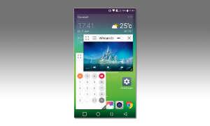 LG Electronics QSlide