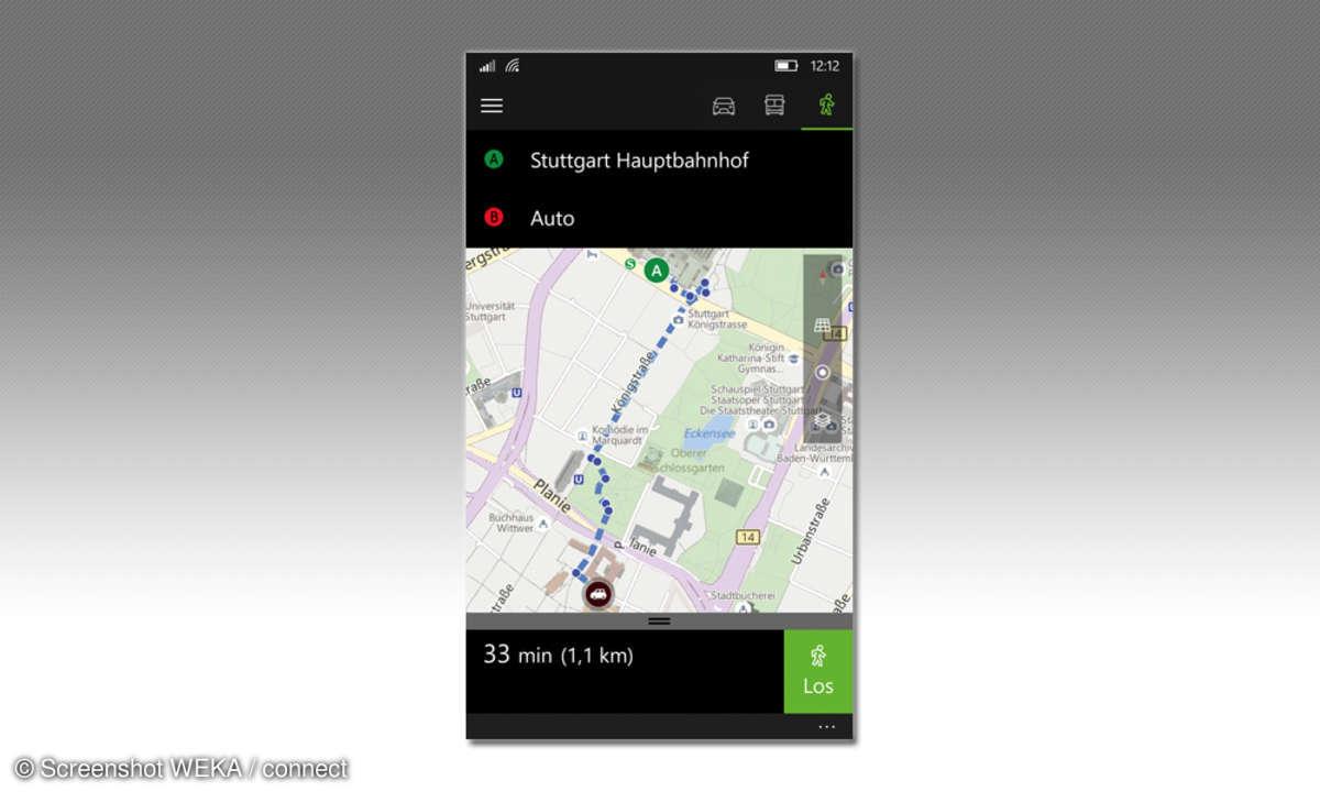 Microsoft Auto finden