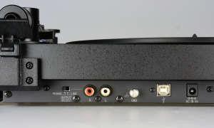 Sony PS-HX 500 Anschlüsse