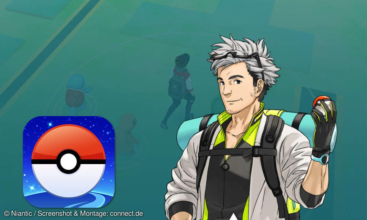 Pokémon GO Deutschland-Start - Release