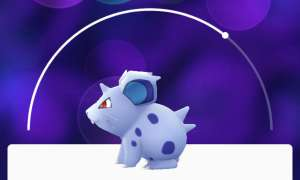Pokemon Monster Nidoran Screenshot