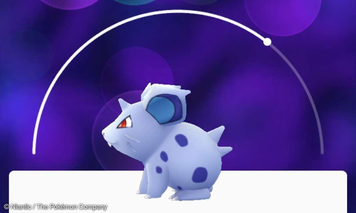 Pokemon Monster Nidoran Screenshot