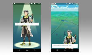 pokemon go tutorial professor willow