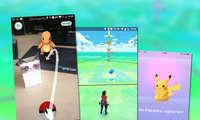 Pokémon GO Test
