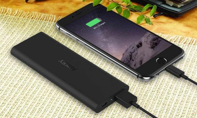 powerbanks diese externen smartphone akkus bewerten amazon kunden am besten connect. Black Bedroom Furniture Sets. Home Design Ideas