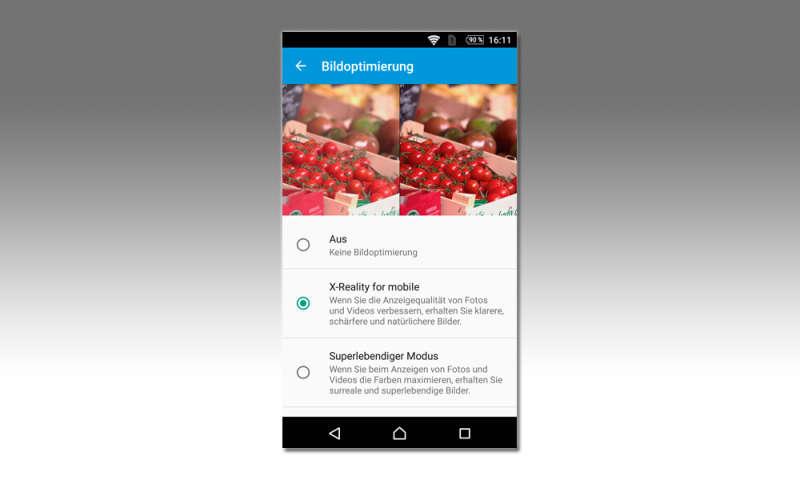 Sony Xperia Smartphone: Das sind die optimalen Einstellungen für ...