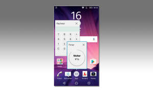 Sony Small Apps