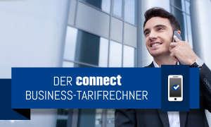 connect Business-Tarifrechner