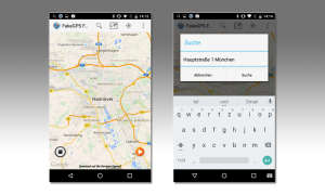 Fake GPS Location App