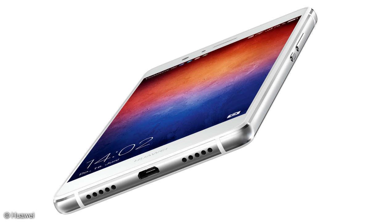 Huawei P9 Lite Micro-USB-Anschluss