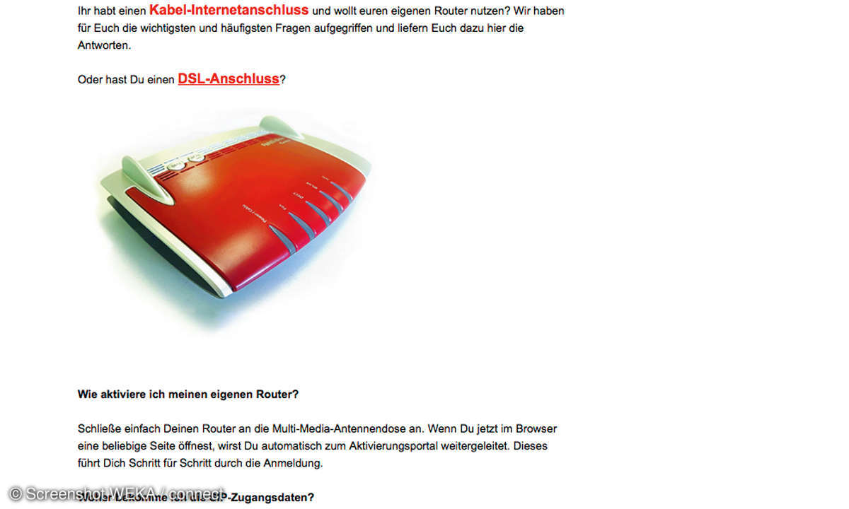 Vodafone Online Service