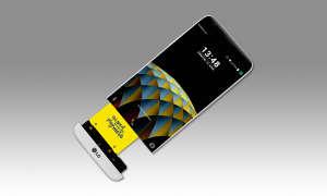 LG G5 Zusatzmodule