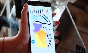 Samsung Galaxy Note 7 - malen