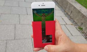 Pokémon GO Jagd-Schablone