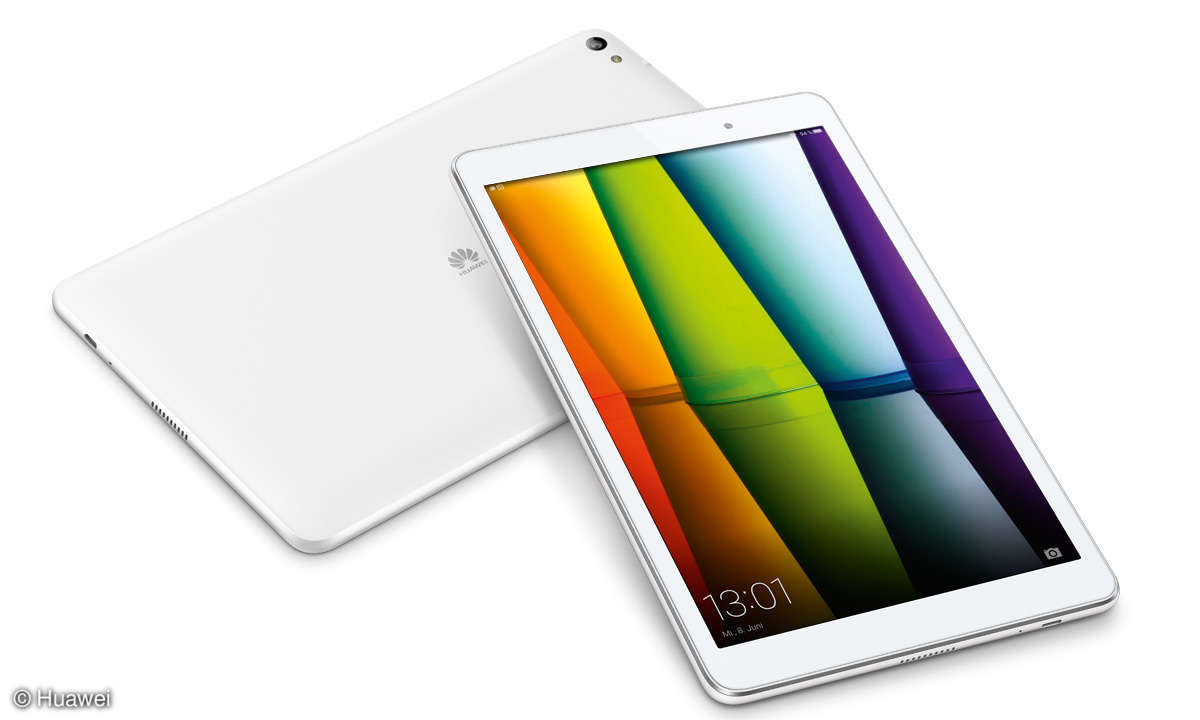 Huawei Mediapad T2 Pro in weiß
