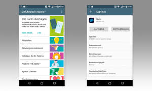 Sony Xperia X Apps