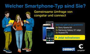 Smartphone-Umfrage