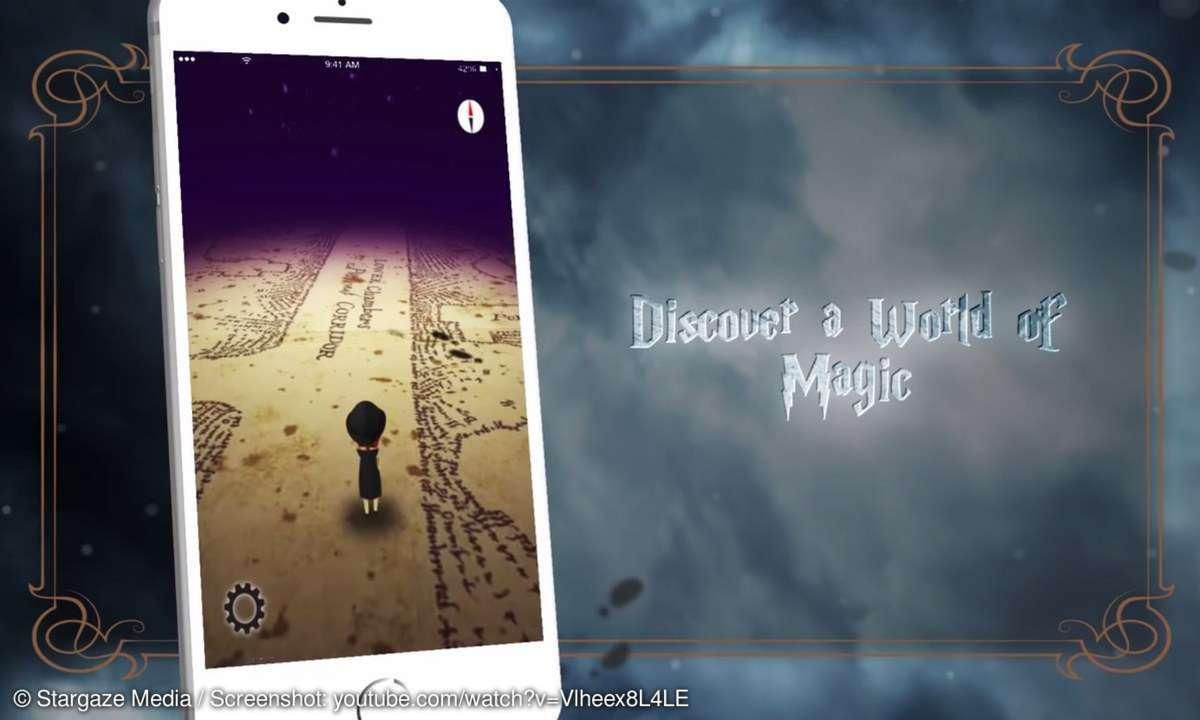 Harry Potter GO Trailer AR-Game