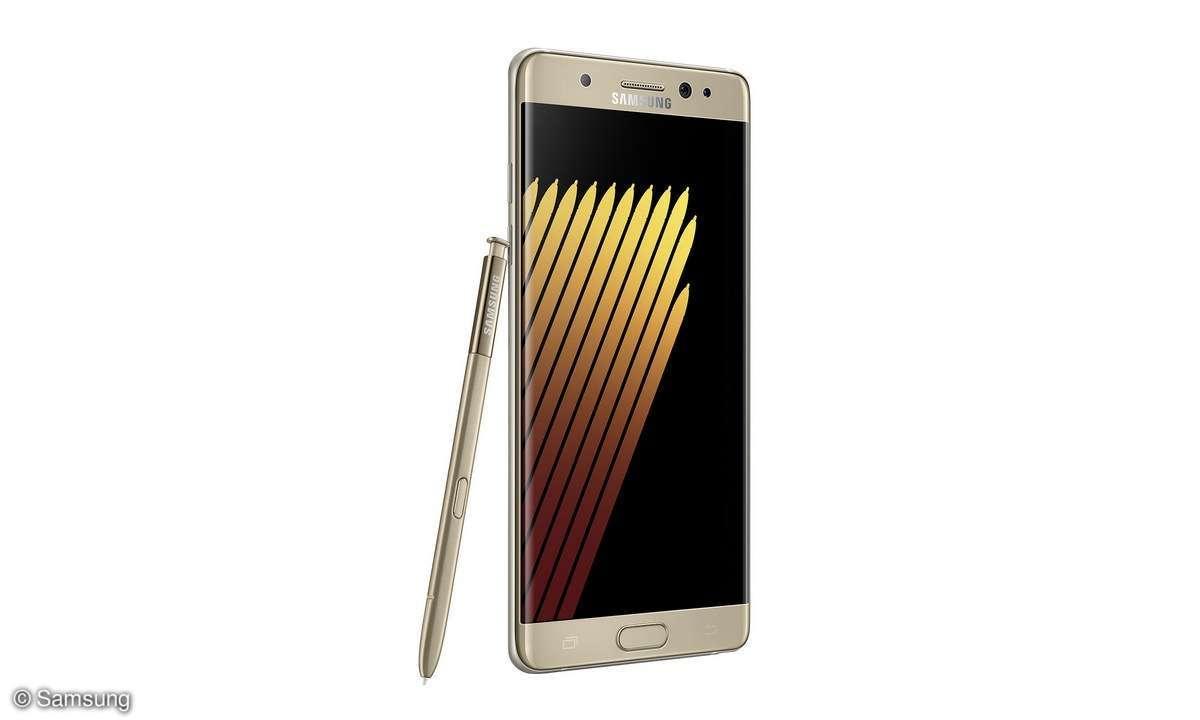 Galaxy Note 7 vorbestellen