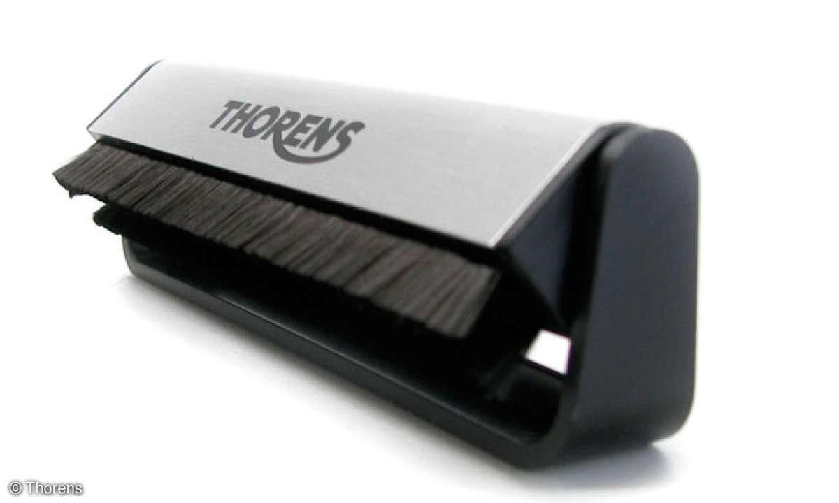 Thorens Carbonfaser-Bürste