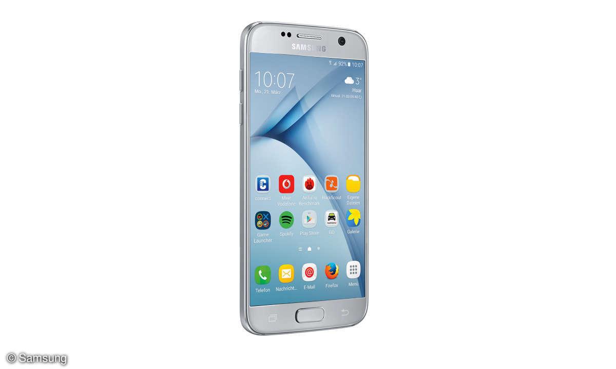 2016: Samsung Galaxy S7