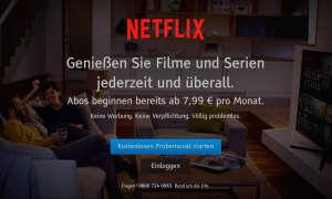 1&1 Netflix