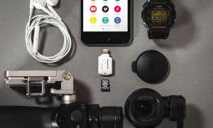 PhotoFast iOS CardReader
