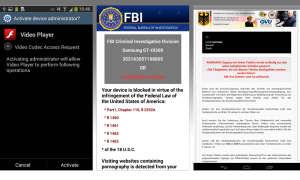 Ransomware Trojaner