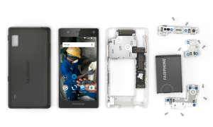Fairphone FP2 Modulbauweise