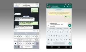 WhatsApp Texte formatieren
